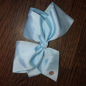 blue jojo siwa bow BRAND NEW☆
